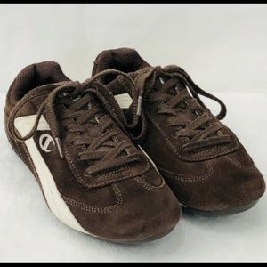 Champion Unisex Brown Sneakers Size 7